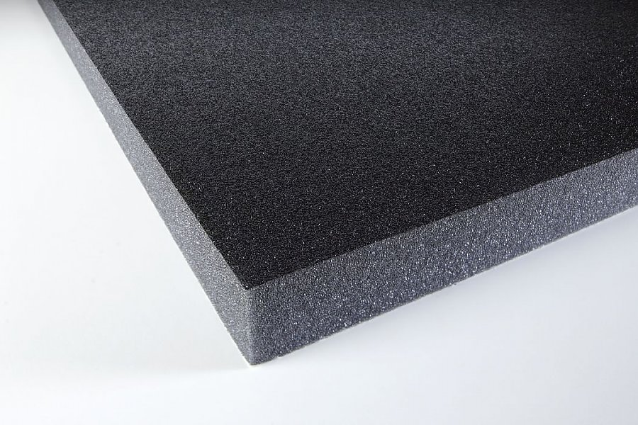 Acoustic panels self-adhesive