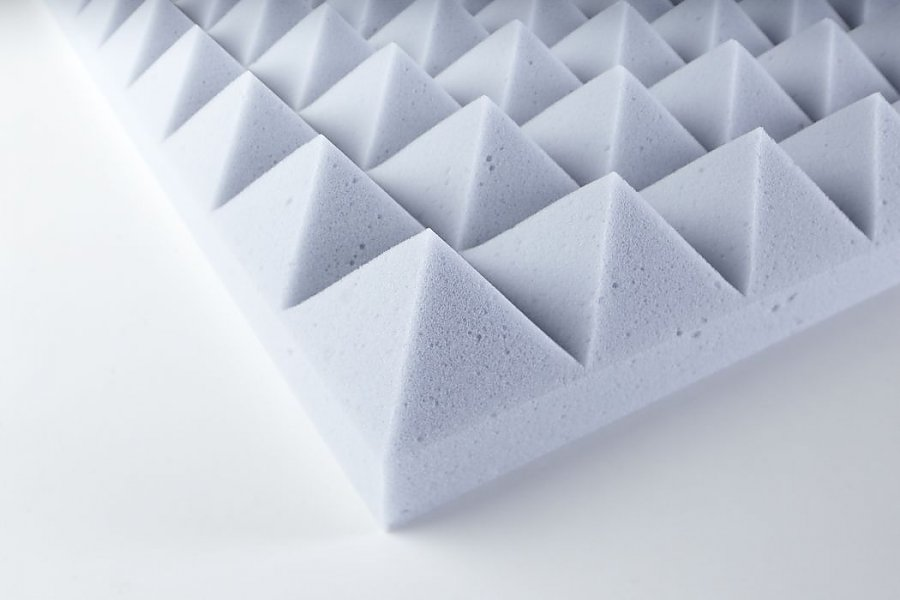 Acoustic foam Pyramid Basotect® 5 cm