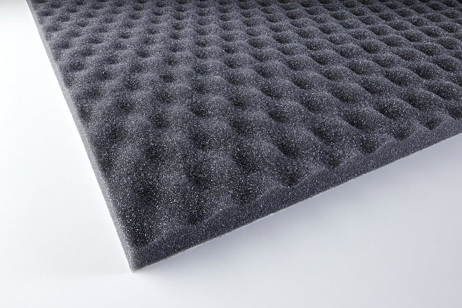 Acoustic wave foam PU TOP 2 cm