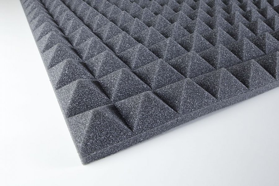 Acoustic foam Pyramid PU 3 cm