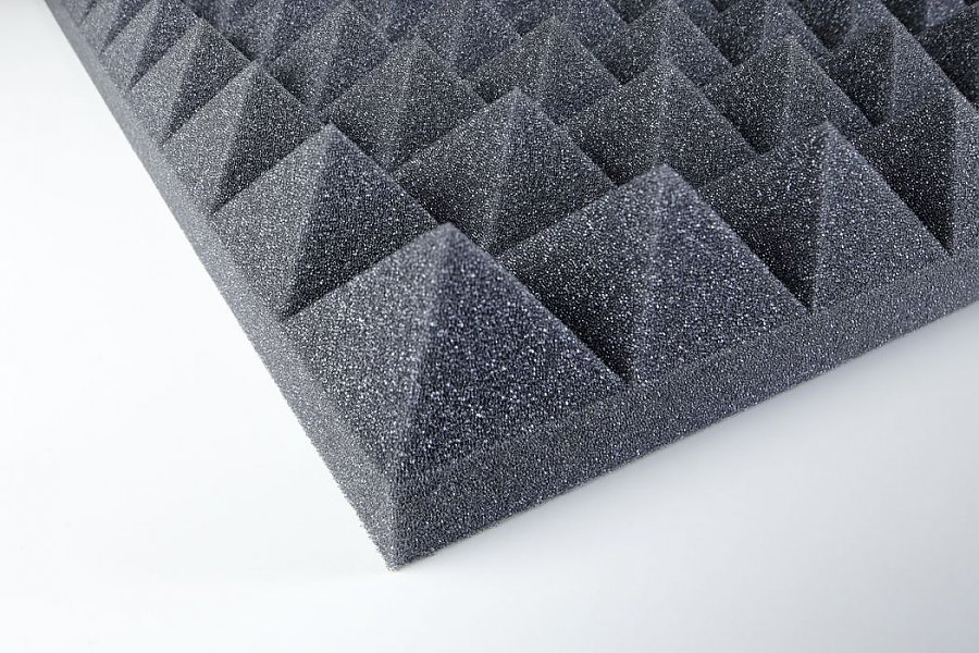 Acoustic foam Pyramid PU 5 cm